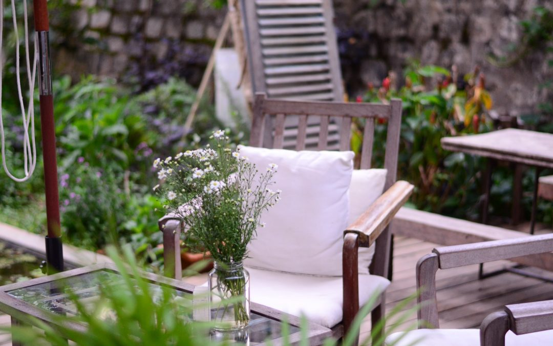 Gartenmöbel machen Ihren Garten zum zweiten Wohnzimmer